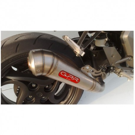 GPR.H.168.PC : GPR Powercone in stainless steel CB1000R