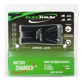 ACCUB03 : Chargeur moto universel spécial Lithium CB1000R