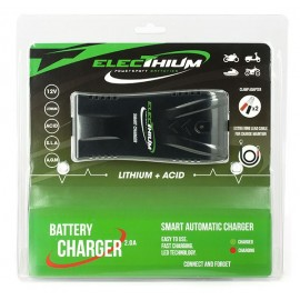 ACCUB03 : Universal battery charger special Lithium CB1000R