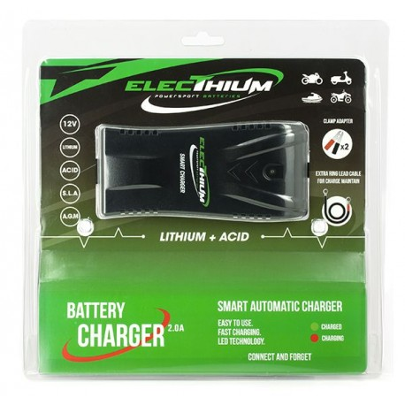 ACCUB03 - 110229499901 : Universal battery charger special Lithium CB1000R