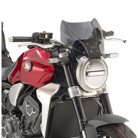 A1165 : Givi Neo Sports Cafe specific windshield CB1000R