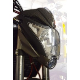 091001 : Pyramid Plastics headlight cover CB1000R