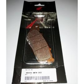 06435-MFN-D02 : Honda Rear OEM brake pads CB1000R