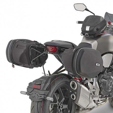 TE1165 : Support sacoches cavalières/Easylock Givi CB1000R