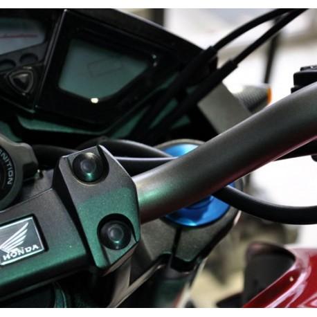 53100-MFN-D00 : Guidon Honda gris CB1000R