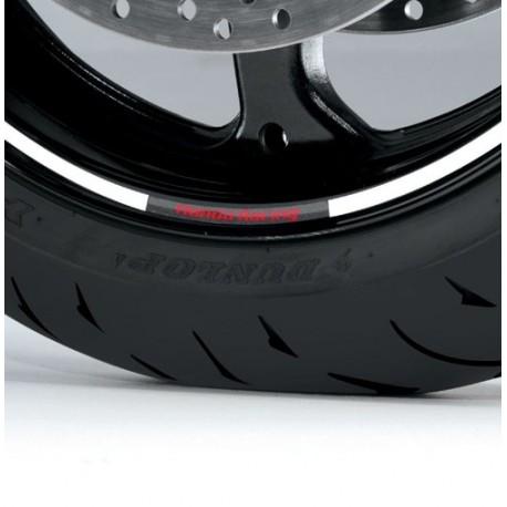 08F84-MFJ : Stickers de jantes Honda CB1000R