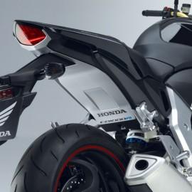 08F44-MFN-800A : Honda underseat cover CB1000R