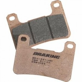3808992 : Braking competition front brake pads CB1000R