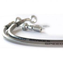 3512224 : Inox front brake hoses CB1000R