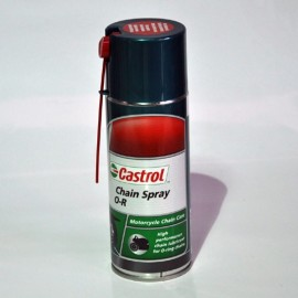 chainspraycastrol : Castrol chain grease spray CB1000R