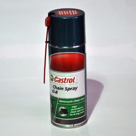chainspraycastrol : Graisse à chaîne en spray Castrol CB1000R