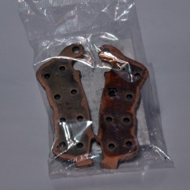 06455MFAD13 : Front OEM brake pads for ABS CB1000R