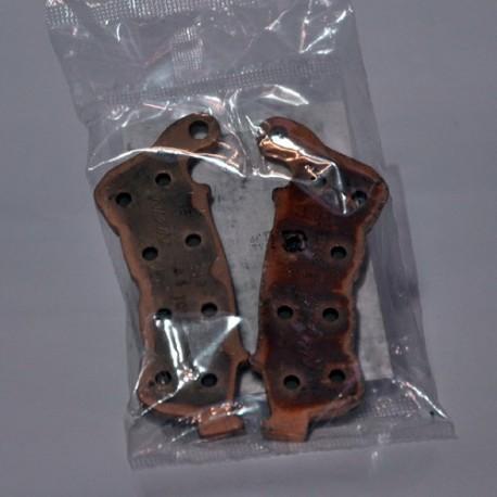 06455MFAD13 : Plaquettes avant d'origine pour modèle ABS CB1000R