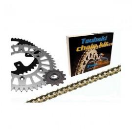 481581 : Tsubaki consolidated chain kit CB1000R