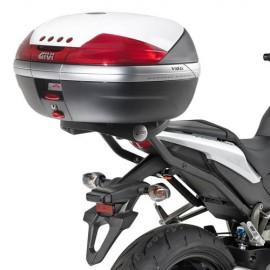266FZ : Bras Mono-Rack pour platine top-case Givi CB1000R
