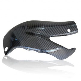 Rossocromo swingarm carbon cover