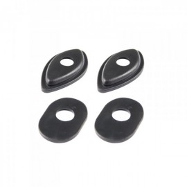 adaptacligno : LED indicators mouting plates CB1000R