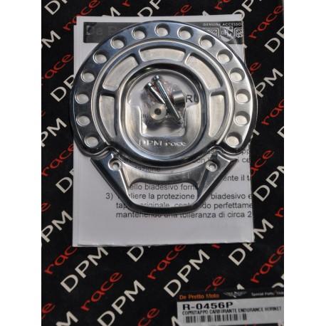 R-0456 : Couvre trappe à essence DPM Alu CB1000R