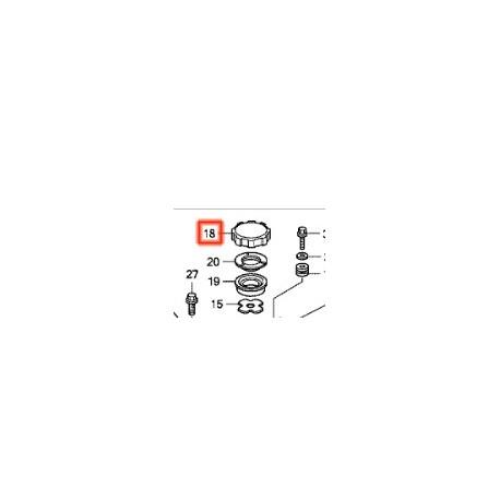 45513-MEL-D21 : Couvercle Frein Arrière CB1000R
