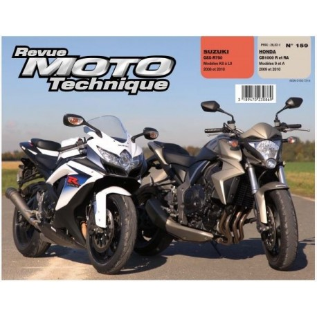 RMT159.1 : CB1000R Technical Manual CB1000R