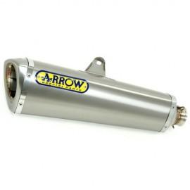 71152PR : Arrow Trophy Titanium with steel cap CB1000R