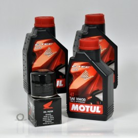 PackVidange3 : CB1000R Oil change pack CB1000R