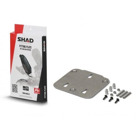 X019PS : Fixation réservoir Shad CB1000R