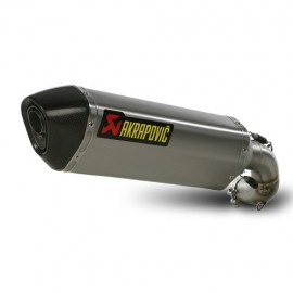 S-H10SO7T-HTT : Akrapovic Slip-on Titanium with carbon cap CB1000R