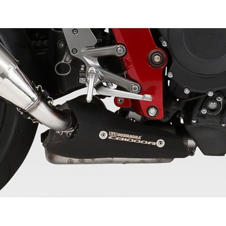 751027 : Yoshimura catalyst heat shield CB1000R