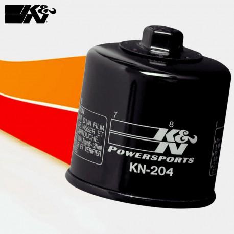 KN.204 : Filtre à huile K&N CB1000R