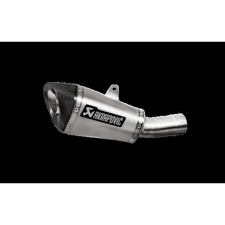 S-H10SO21-ASZT : Akrapovic 2018 slip-on CB1000R