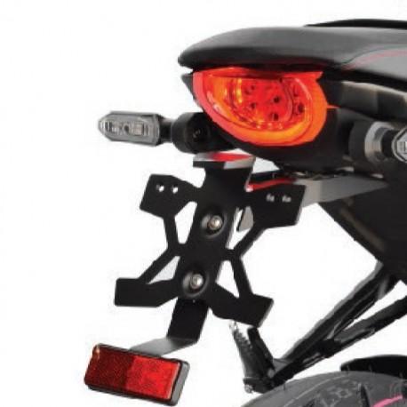 SPEH40 : Top block plate holder CB1000R