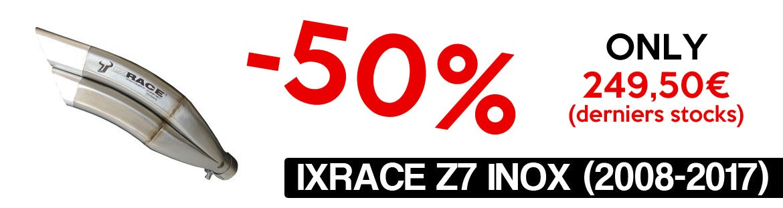 IXRACE discount for last stocks